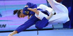 Judo Kadın Milli Takımı, olimpiyata hazırlanıyor