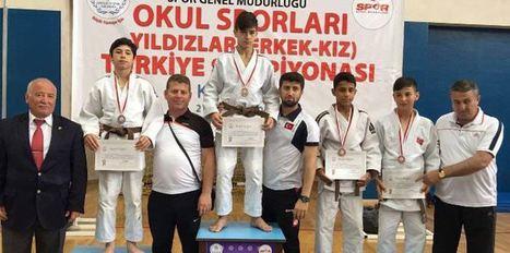 Yalovalı Judoculardan büyük başarı