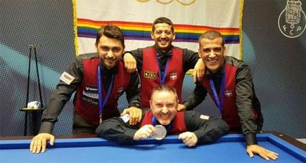 3 Bant Bilardo Avrupa Şampiyon Kulüpler Kupası