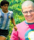 Maradona'yı saymadı bile