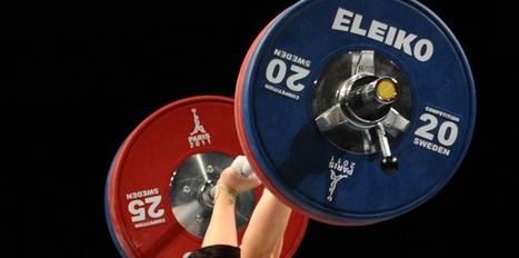 10 halterciye doping cezası
