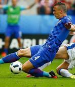 Czechs secure point against Croatia