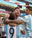 Arjantin par�alad�