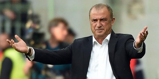 """""""Galatasaray ile Fatih Terim anla�t�"""""""