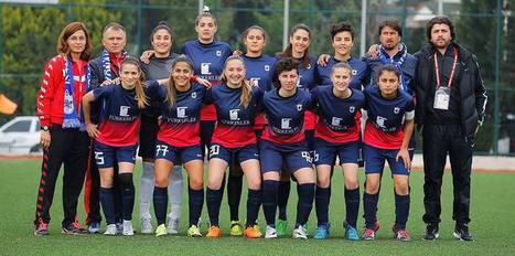 Konak Belediyespor 4. kez �ampiyonlar Ligi'nde