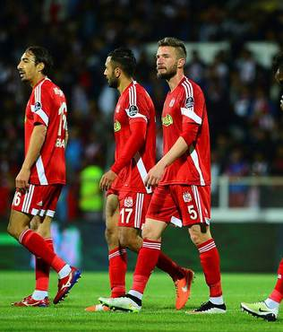 Sivasspor yeni sezonu a�t�