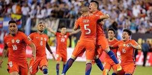 Messi'li Arjantin penaltılarda yıkıldı!