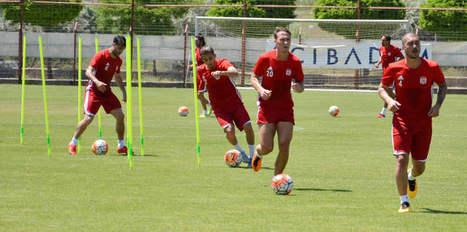 Sivasspor, hazırlıklara başladı