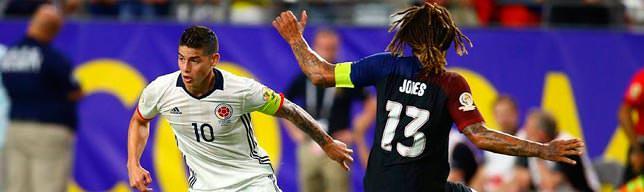 Copa America'da 3. Kolom biya