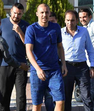 Aat�f Sivasspor'a veda etti