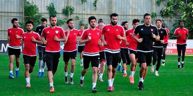 Benfica Antep�e geliyor