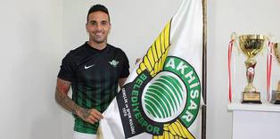 Akhisar Miguel Lopez'i transfer etti