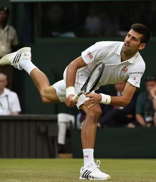 Djokovic kay�ps�z devam etti