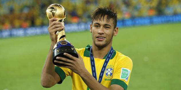 Neymar ve Douglas Costa...