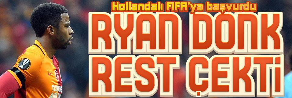 Hollandal� FIFA'ya ba�vurdu