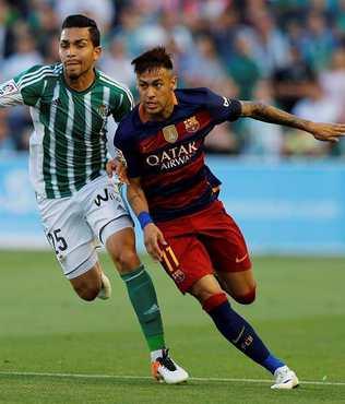 Barcelona Neymar'� b�rakm�yor