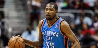 The Kevin Durant sweepstakes