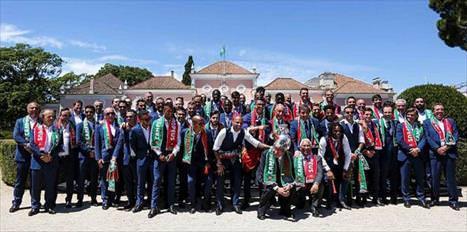 Portekiz'de büyük coşku