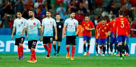 EURO 2016'n�n yans�mas�