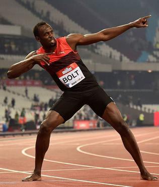 Bolt birincilikle d�nd�