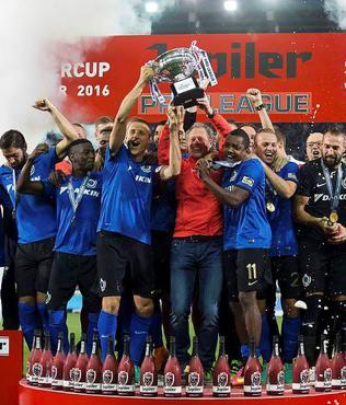Bel�ika S�per Kupas� Club Brugge'�n