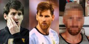 Messi'nin b�y�k de�i�imi