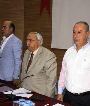Kayseri Erciyesspor'da y�netim g�ven tazeledi