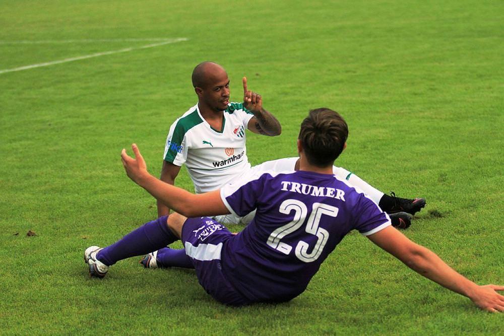Bursaspor'dan yar�m d�zine gol