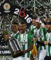 Libertadores Kupası, Atletico Nacional'in