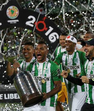 Libertadores Kupas�, Atletico Nacional'in