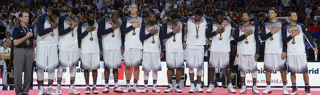 Americans favored for basketball gold