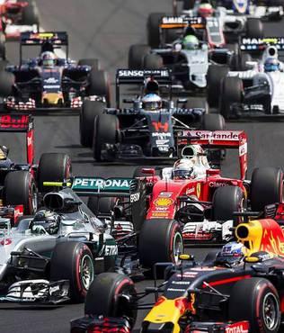 Formula 1'de s�radaki durak Almanya