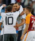 Ibrahimovic ilk golünü G.Saray maçında attı