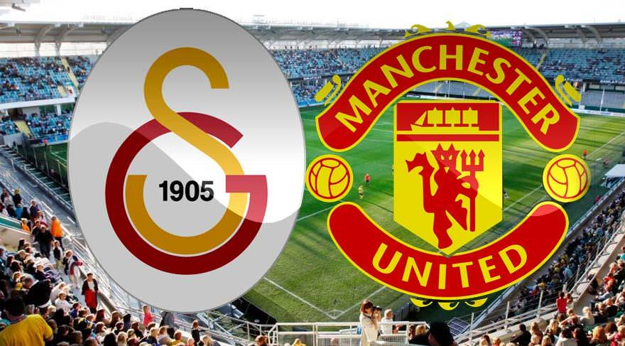 20.30 | Galatasaray - Manchester United