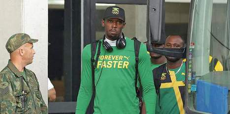 Rivals to feel 'full wrath' of Bolt