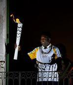 Will Pele light Rio cauldron?