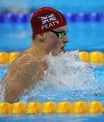 Rio 2016'da yüzmede dünya rekoru kırıldı