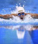 Yüzmede 2 dünya rekoru