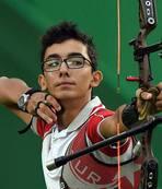 17 yaşındaki sporcu umut verdi