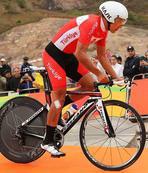 Ahmet Örken bisiklette 34. oldu