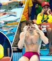 En iyi yüzücülerin cankurtaranı