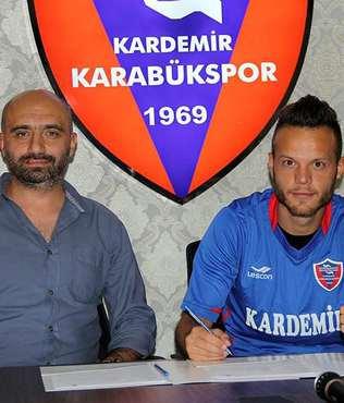 Kardemir Karab�kspor'da transfer