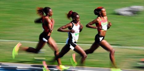 5000 metrede finaldeyiz