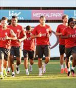 Sneijder ile birlikte çalışıyor