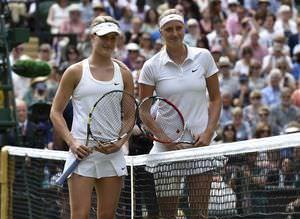 Wimbledon'dan �ampiyon Kvitova