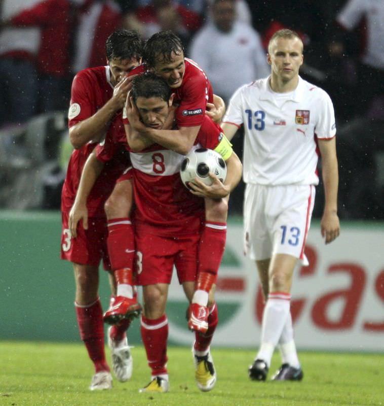 Euro 2008 Türkiye 3 - 2 Çek Cumhuriyeti