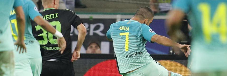 Barça'yı Arda uyandırdı!