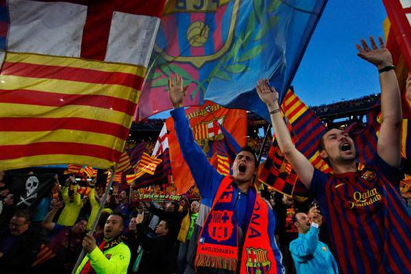 Barcelona - Chelsea (�ampiyonlar Ligi yar� final kar��la�mas�)