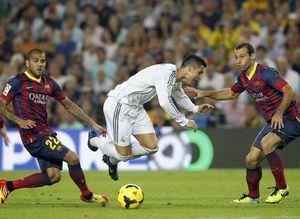 El Clasico'da zafer Barcelona'n�n