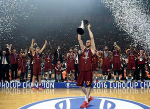 Galatasaray EuroCup'� ald� capsler patlad�!